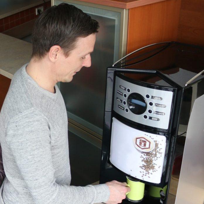 Vending KaffeeAutomat mieten